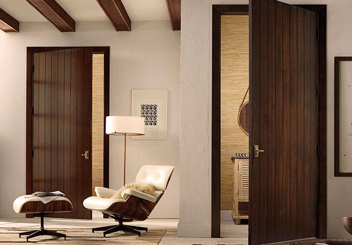 Plank Doors Trustile Doors In 2020 Plank Door Door Design Interior Wood Doors Interior