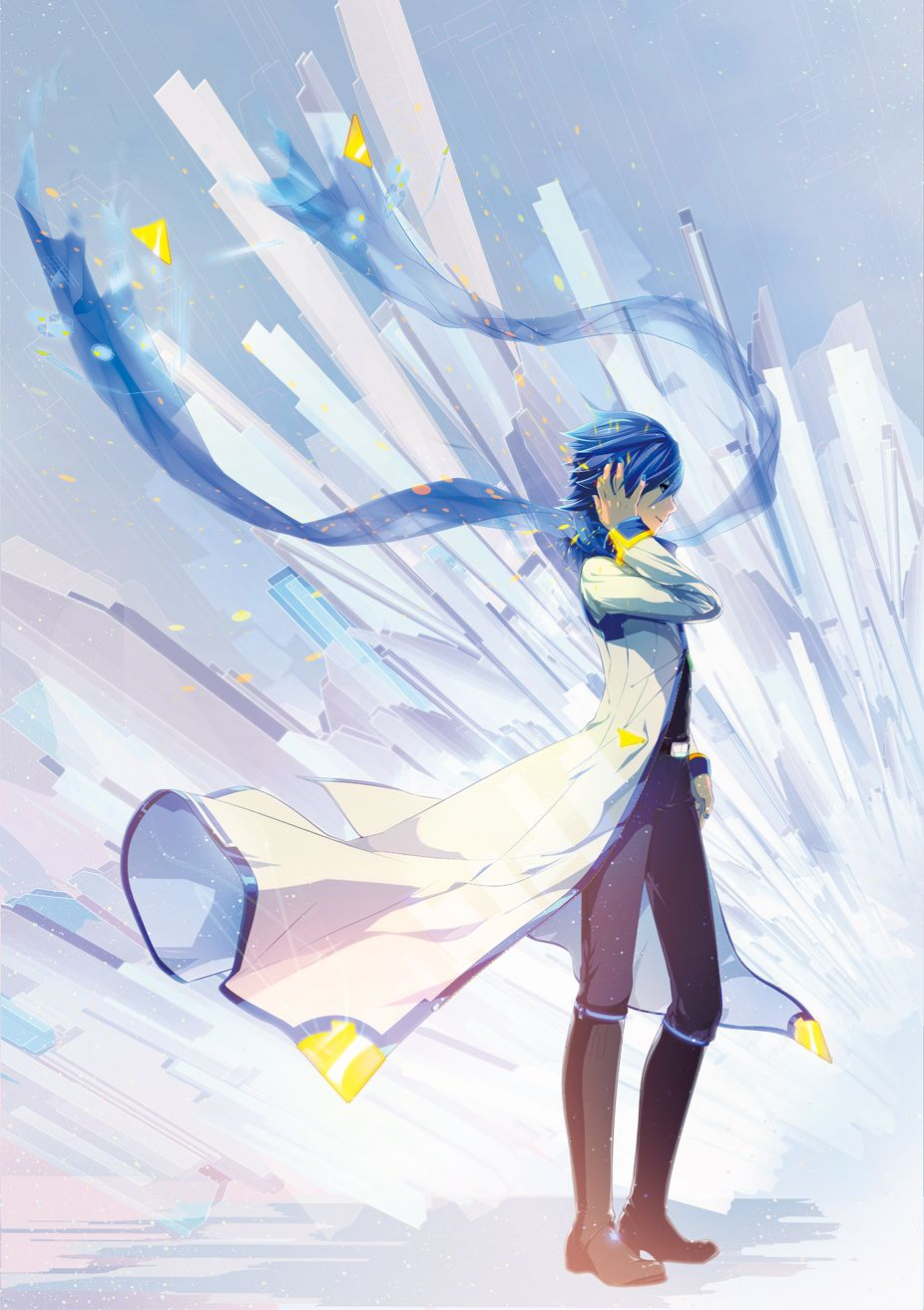 Kaito Shion Vocaloid kaito 初音ミク イラスト Y ボーカロイド