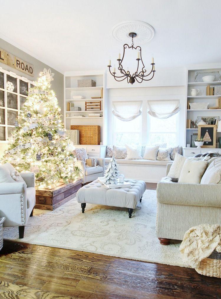 Scrabble Tile Christmas Tree | AMBER TYSL | Christmas ...