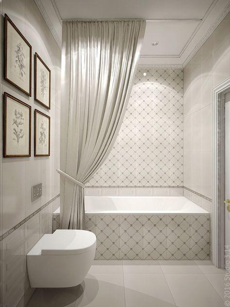 Узоры для ванных комнат 80