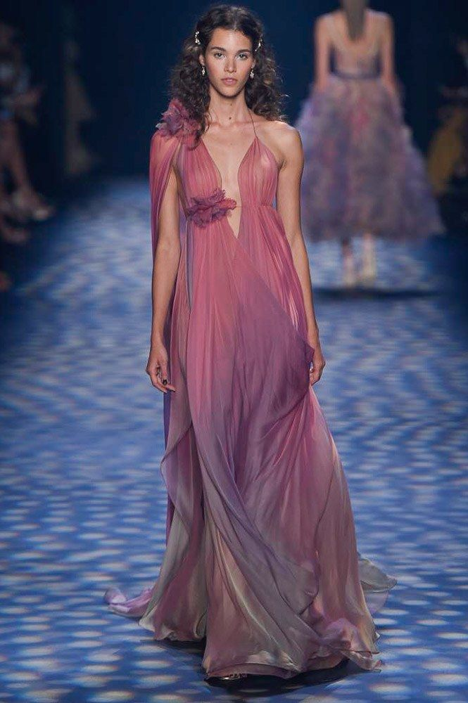 Marchesa Spring 2017 Ready-to-Wear Fashion Show | Vestidor ...