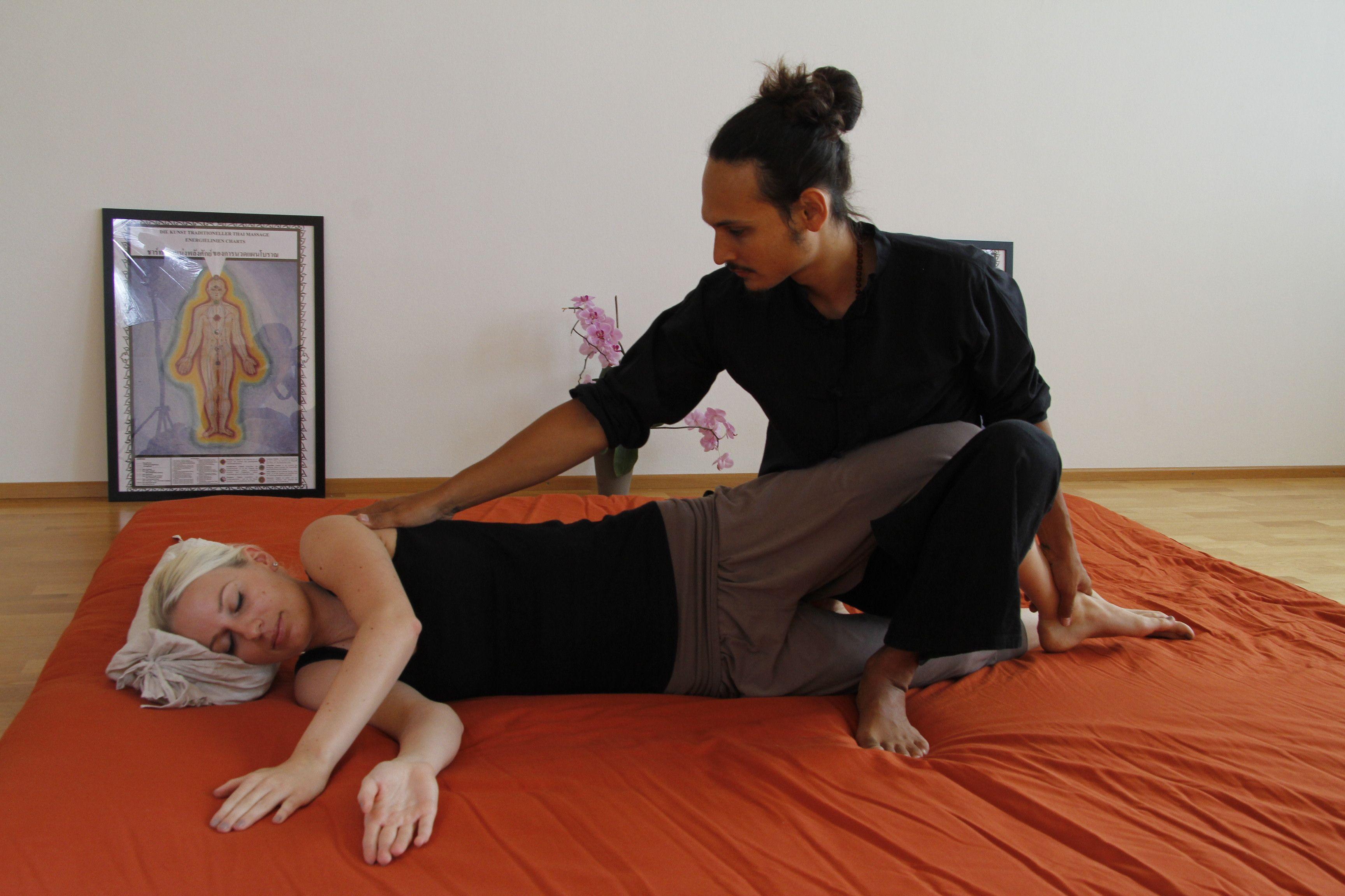 Pin auf Nuad Thai Yoga Salzburg