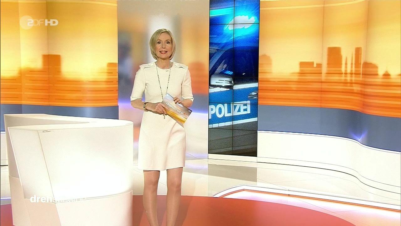 Babette von Kienlin @ Hallo Deutschland am 28.04.2015