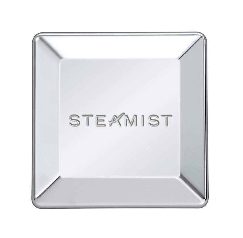 Steamist 3199 Universal Steam Head Polished Chrome Steam Shower Accessories Steam Heads Universal