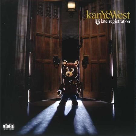 Kanye West Late Registration Kanye West Albums Late Registration Hip Hop Albums
