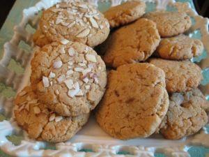 Almond ButterCookies