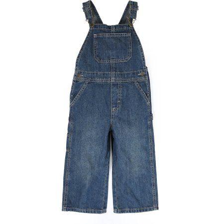 602d0ce42487 Wrangler Baby Toddler Boy Premium Overalls
