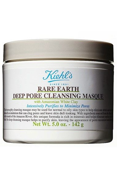 Kiehl's Since 1851 Kiehl's Since 1851 'Rare Earth' Deep Pore Cleansing Masque available at #Nordstrom