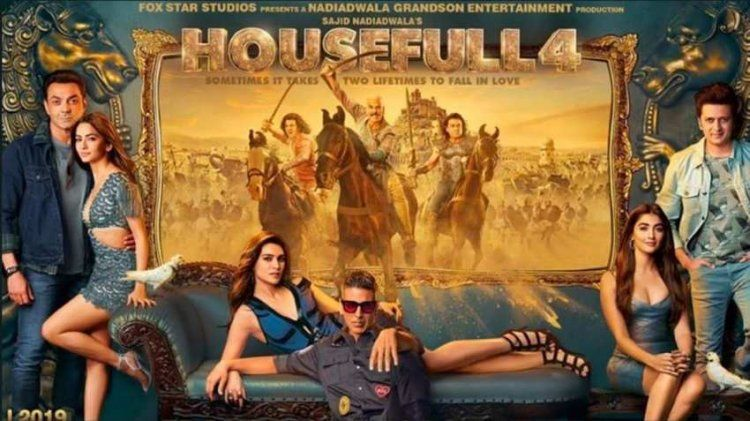Housefull 4 Movie Review Download Movies Housefull 4 Full Movies Download