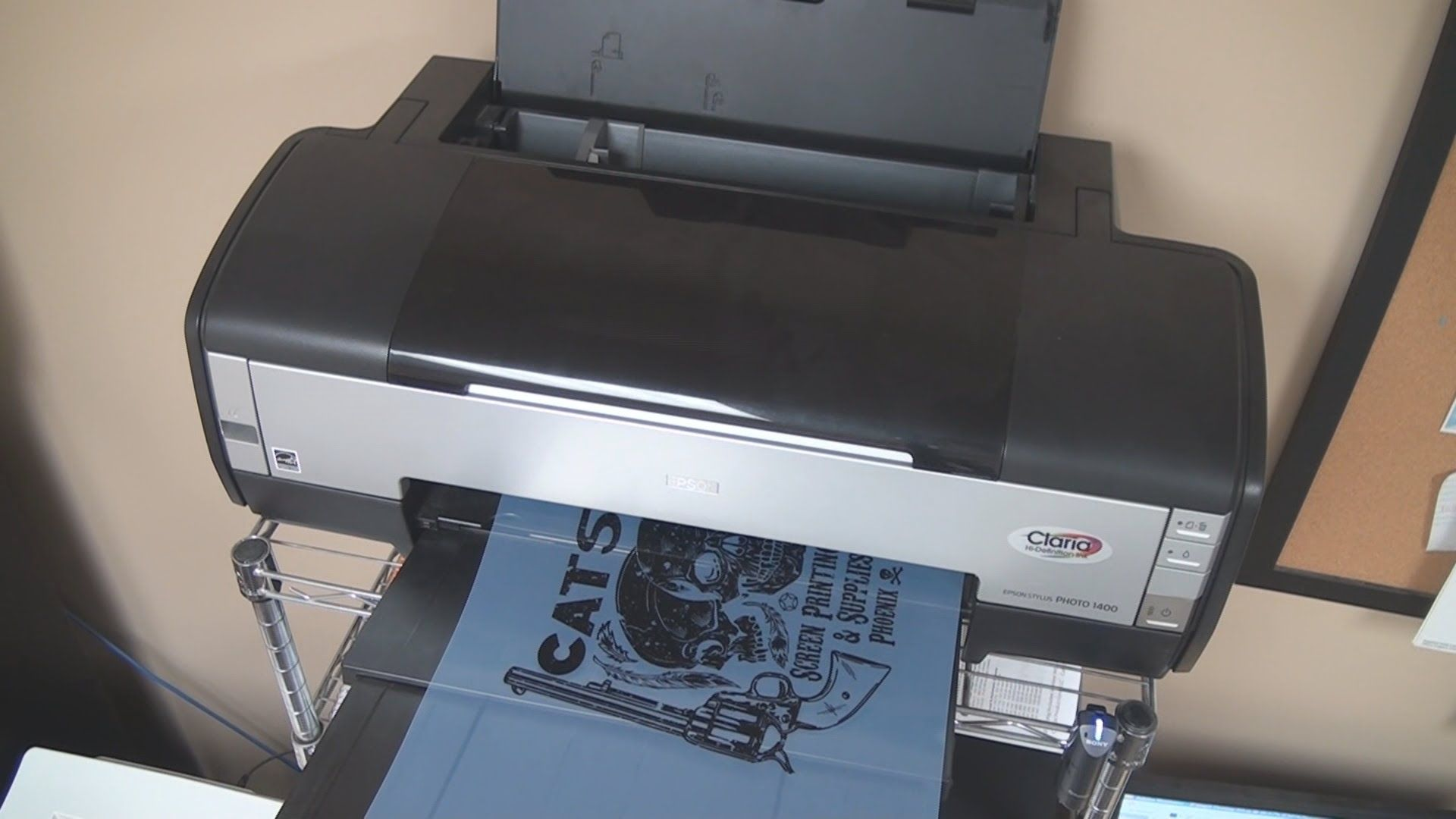 Screen Printing Tee Shirts How To Create The Best Spot Color Film Posit