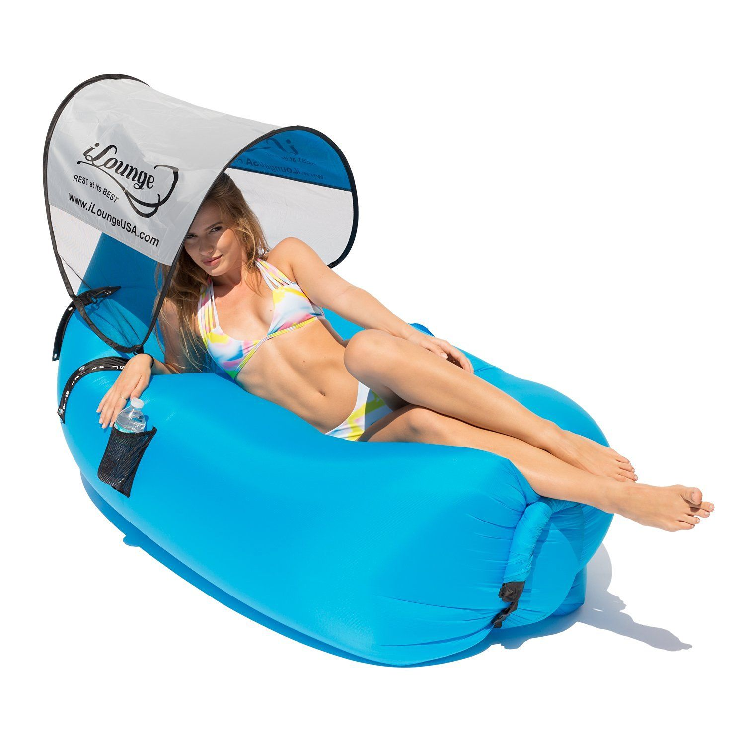 "Camping accessories ""Inflatable Outdoor Lounge Chair Beach"