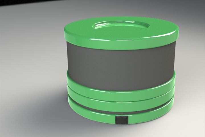 Amaircare Roomaid Mini Air Purifier Air purifier