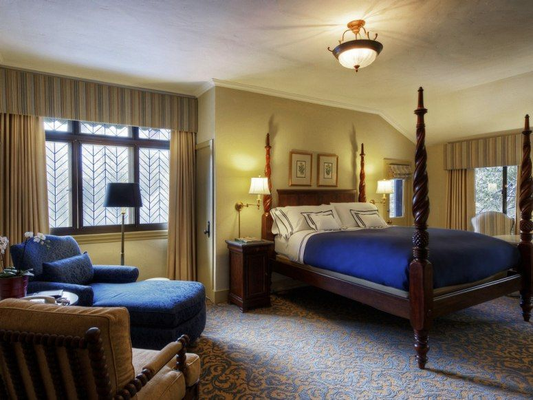 The Ahwanee  Her Maj Was Here: Eight Hotels Where the Queen Has Spent the Night : Condé Nast Traveler