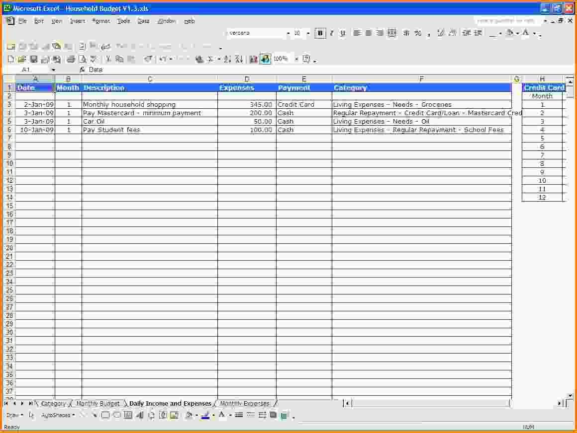 Excel Spreadsheet Template For Expenses Save Today This Kind Of Absolutely Free In 2020 Budget Spreadsheet Template Budget Spreadsheet Excel Spreadsheets Templates