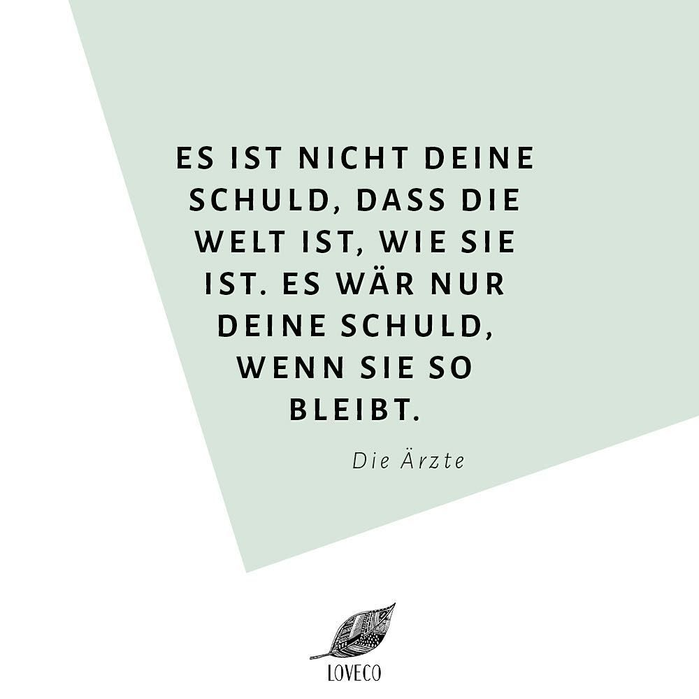 Du Die Welt Quotes Lifestyle Quotes Love And Co