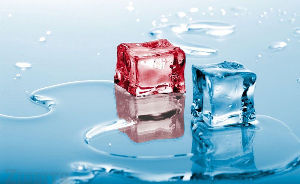 Does Hot Water Freeze Faster Than Cold Water Kristal Es Batu Wadah