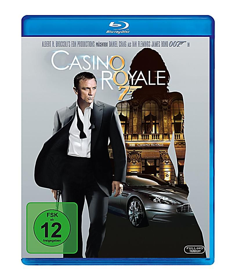 James Bond Casino Royale Blu Ray Bei Weltbild De Kaufen Em 2020