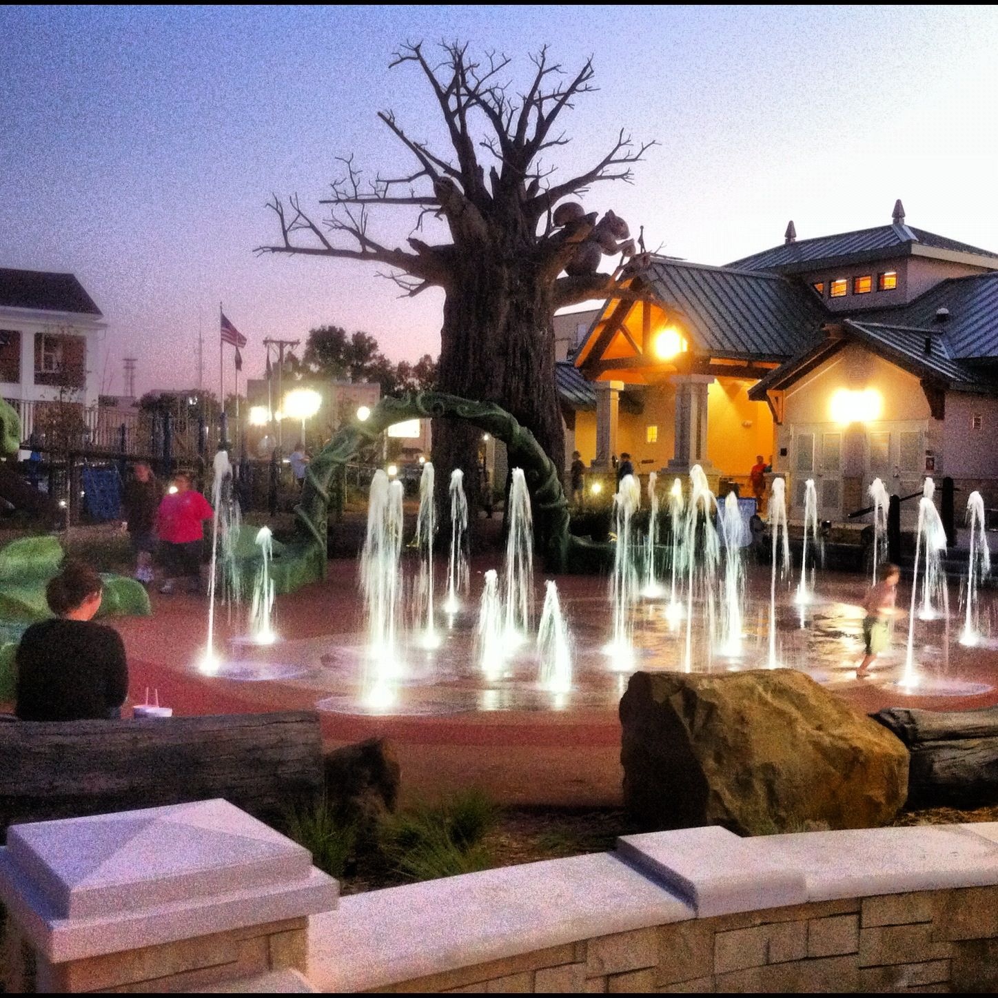 River Front Park in Owensboro KY