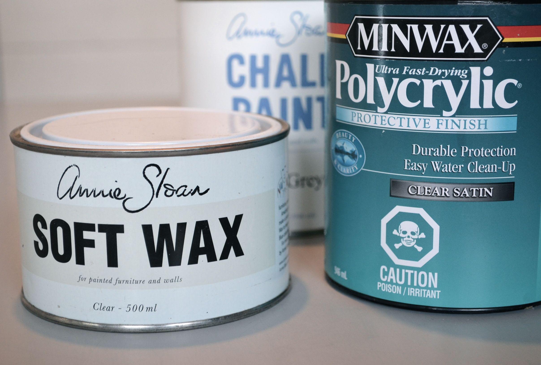 DSC 0001 Eco Friendly Soft Wax Versus Polyurethane Over ...