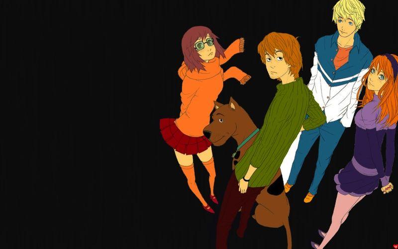 Alternative Art Scooby Doo Alternative Art 1680x1050