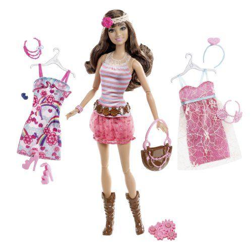 Barbie Fashionistas Teresa Ultimate Wardrobe Boho Chic Doll Mattel http://www.amazon.com/dp/B006O6EI5C/ref=cm_sw_r_pi_dp_e2v2tb0ACB62AXF6