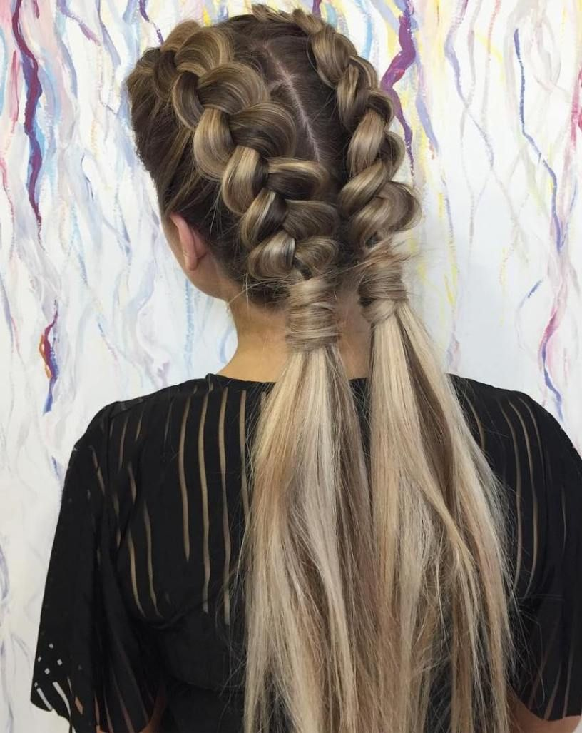 30 Gorgeous Braided Hairstyles For Long Hair Projects To