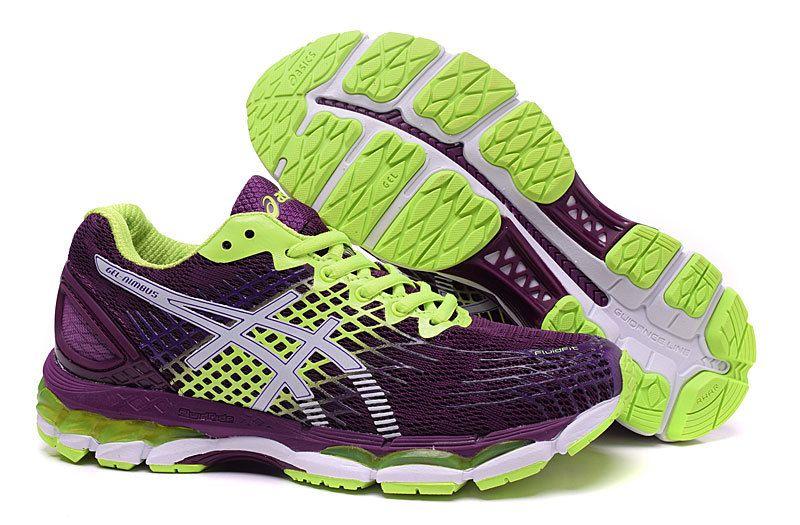 le dernier 5e7c9 1a62a Asics Womens Gel Nimbus 17 Running Purple | Womens Asics GEL ...
