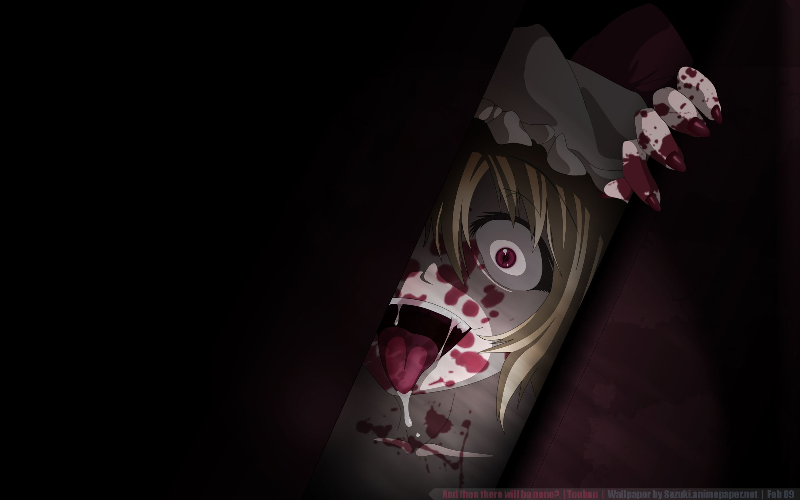 Creepy anime wallpapers for iphone amazing wallpapers - Scary wallpaper iphone ...