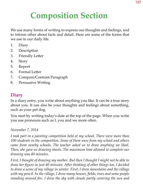 how to teach composition writing