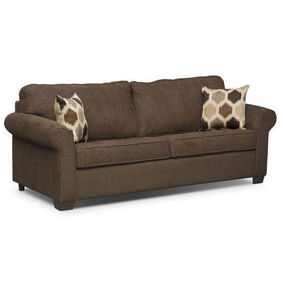Fletcher Ii Queen Memory Foam Sleeper Sofa By Factory Outlet