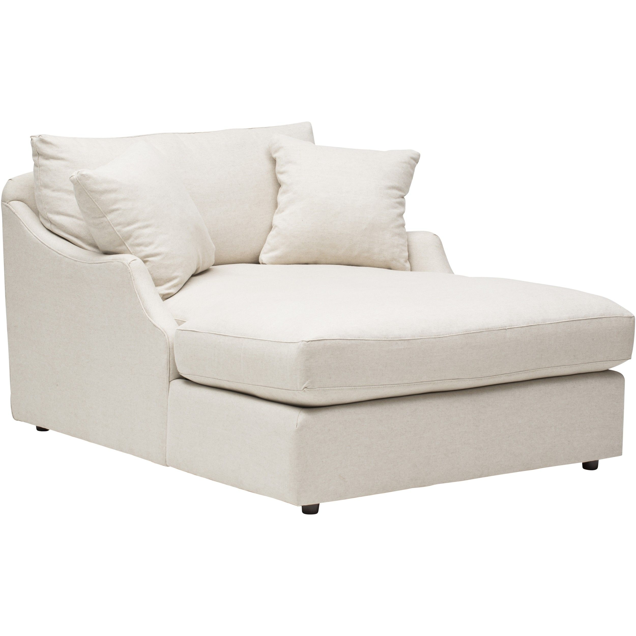 Cozy Chairs Ian Chaise 1 099 00 This Chaise And A Half Looks So