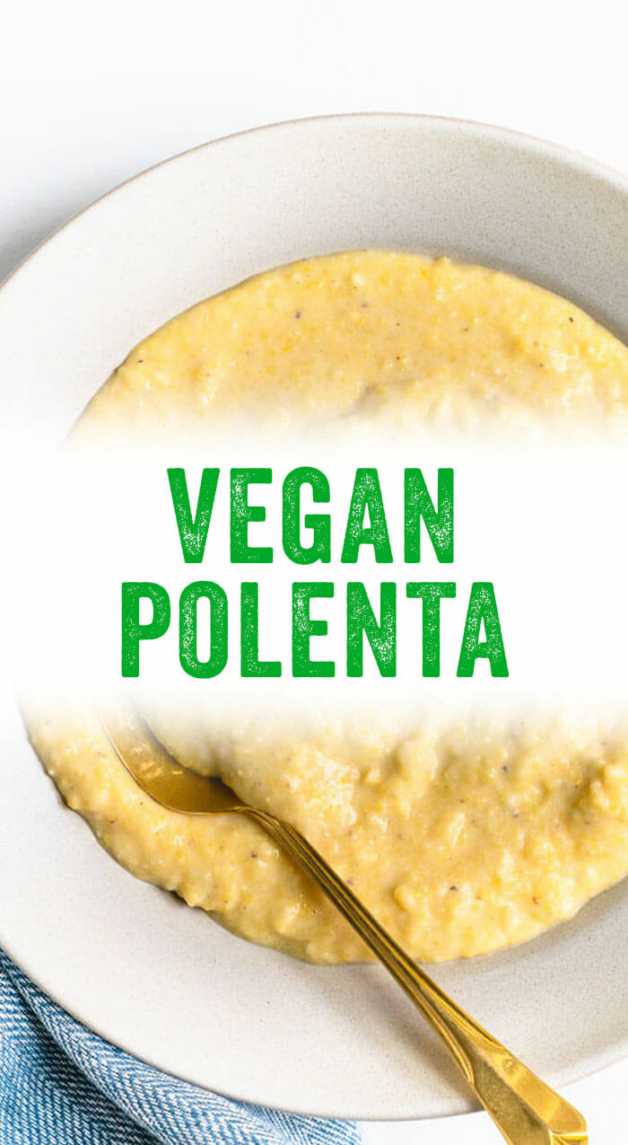 Creamy Vegan Polenta Recipe A Couple Cooks Recipe Polenta Recipes Polenta Recipes Vegan Recipes