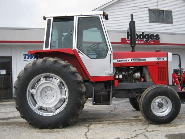 Massey ferguson 698 - Google Search | Tractors made in France | Tractors