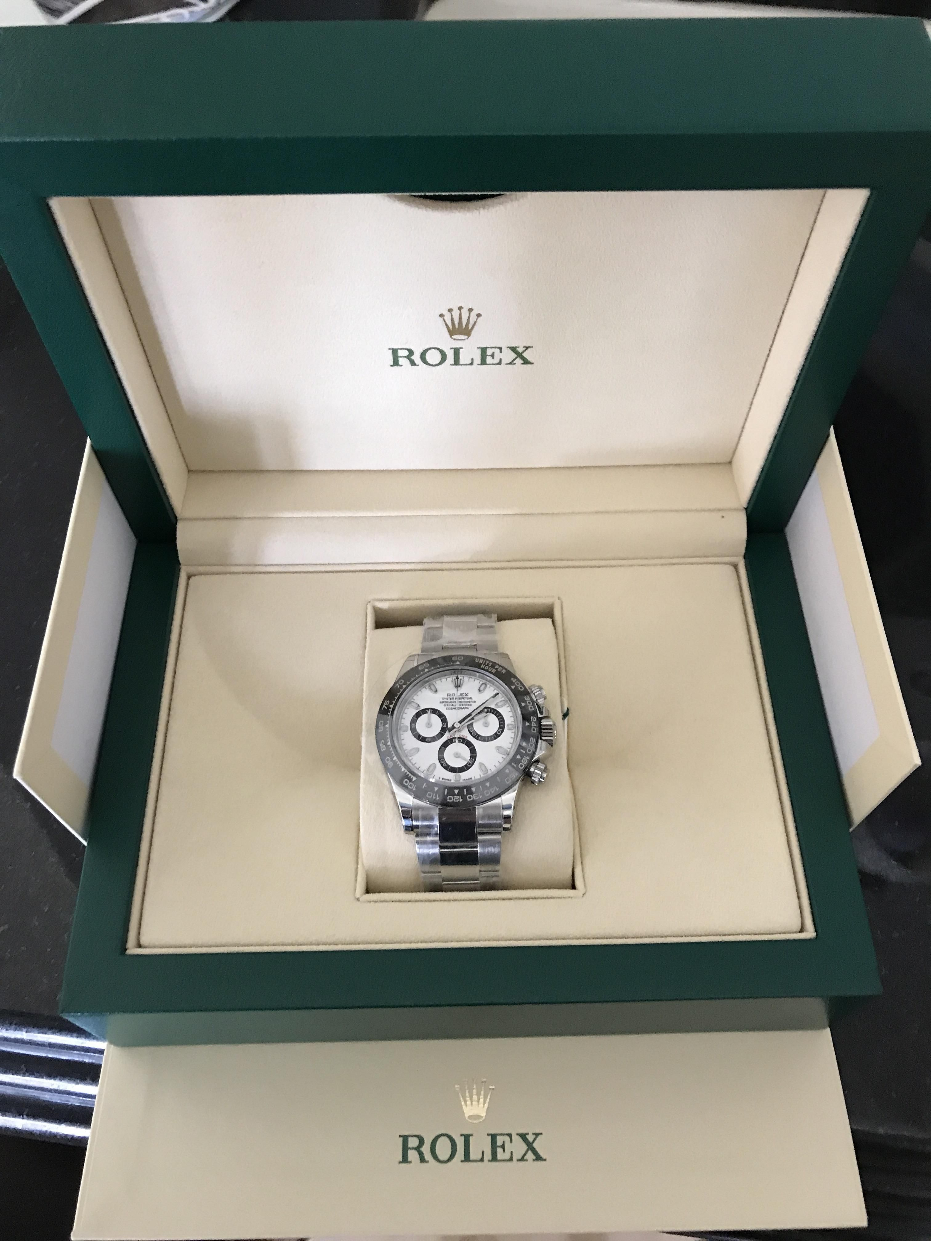 [Rolex] My Fathers Day Gift For My Dad Arrived Today