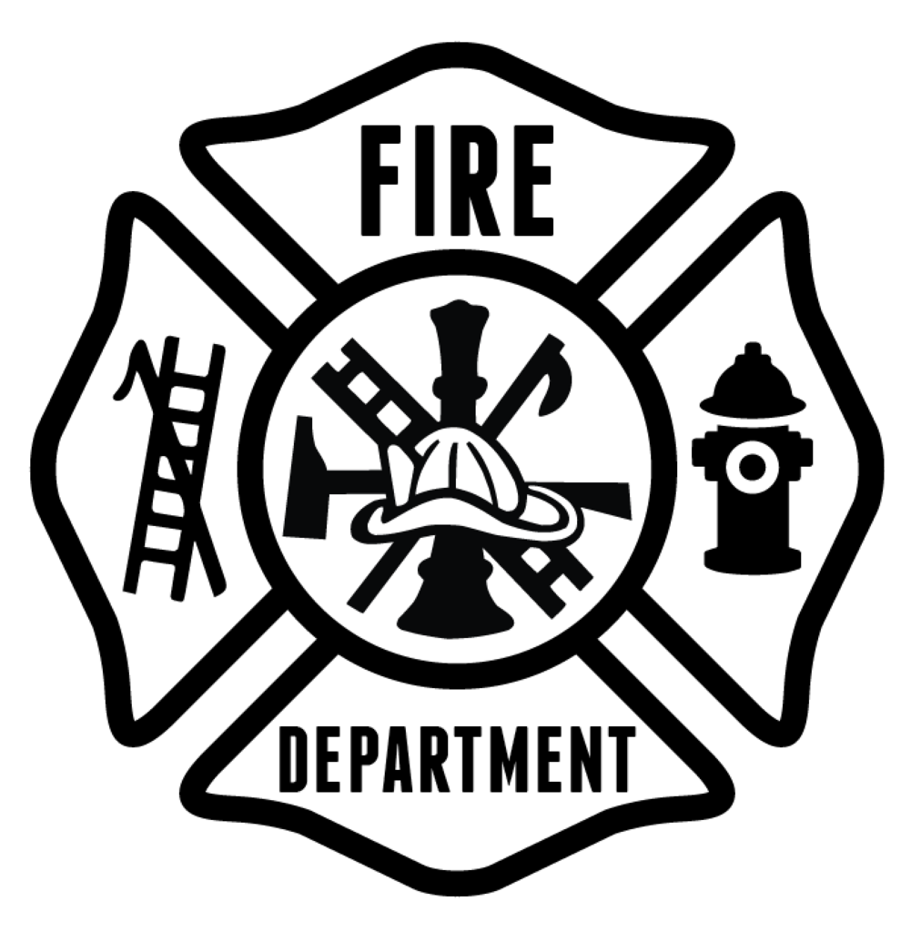 Pin On Fire Department Stickers