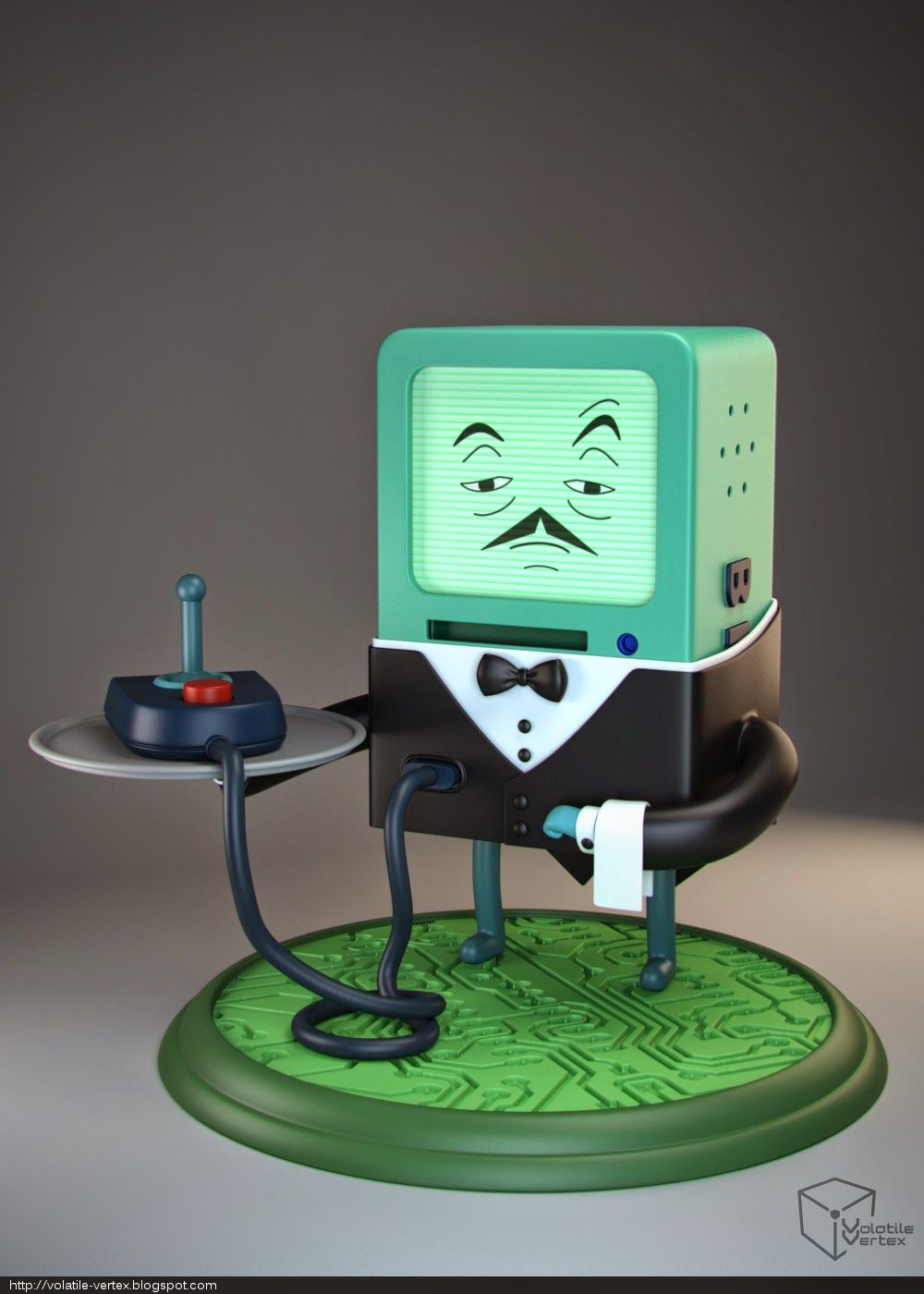 Someone Please Turn These Adventure Time/Batman Mashups Into Real Toys