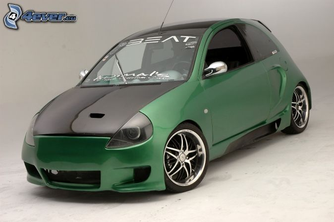 ford ka tuning ford ka ford car tuning ve modified cars. Black Bedroom Furniture Sets. Home Design Ideas