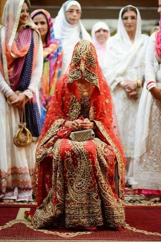 Foto Pernikahan Muslim Gambar Foto Gaun Pengantin Tips