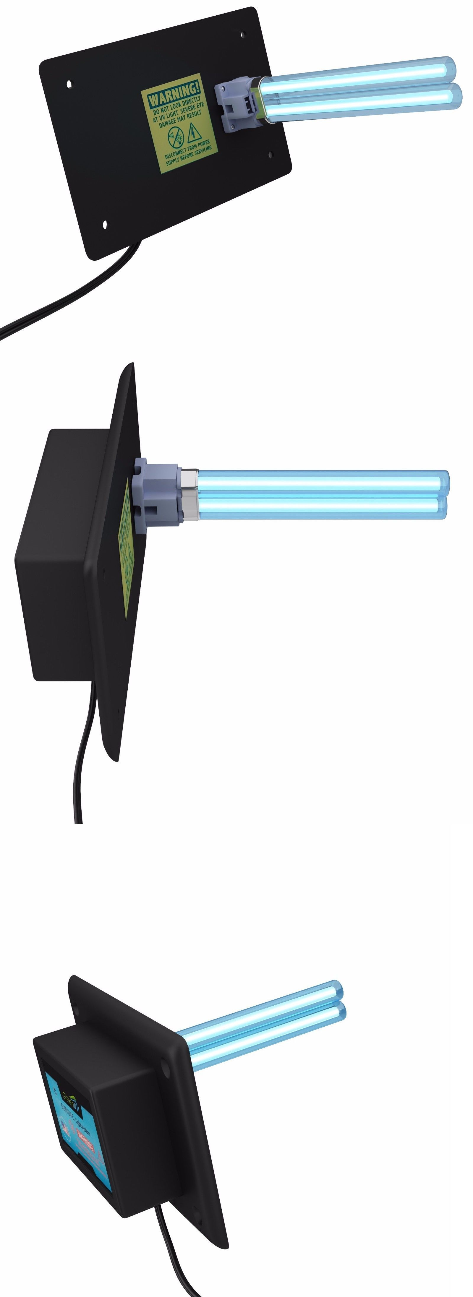 Air Purifiers 43510 Air Purifier Whole House Uv Light In