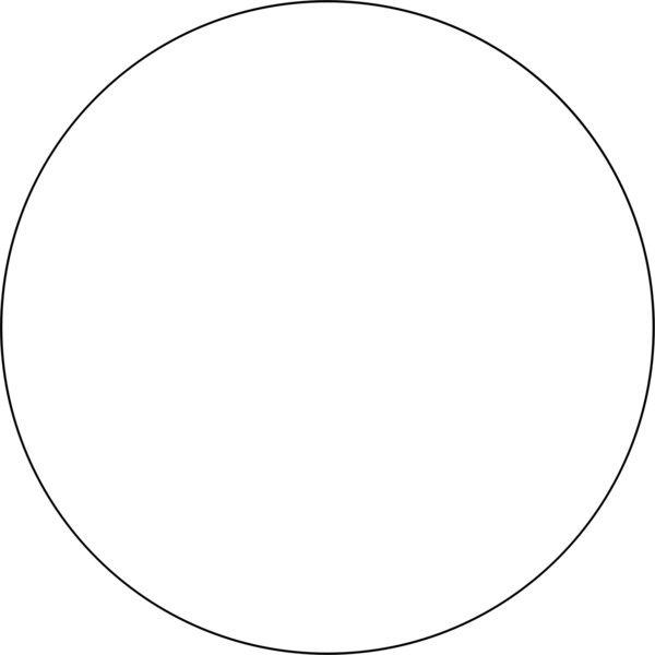 Basic Circle Liked On Polyvore Featuring Backgrounds Effects Circle Frames Borders Circular Filler Picture Frame A Circle Outline Circle Frames Circle