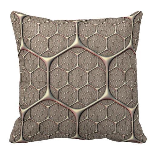 3 D Fractal Pattern Hexagons Fractal Patterns Hexagon Pattern