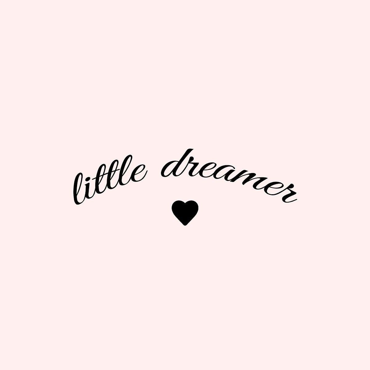 Little Dreamer Pink