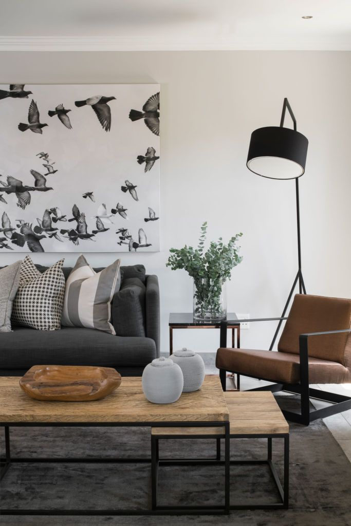 A Contemporary Family Home In Centurion Home And Family Living Room Lounge Home