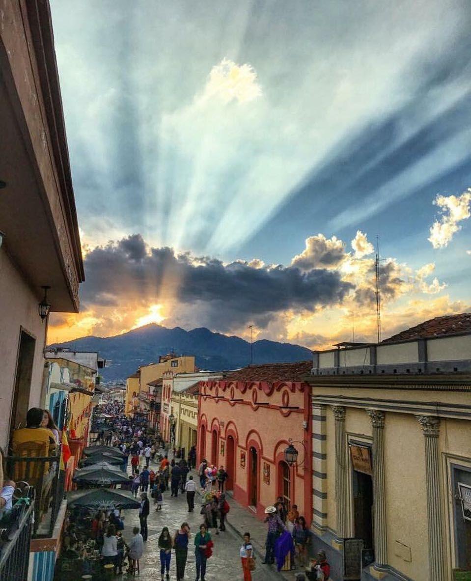 Vamos a disfrutar de San Cristóbal de Las Casas.