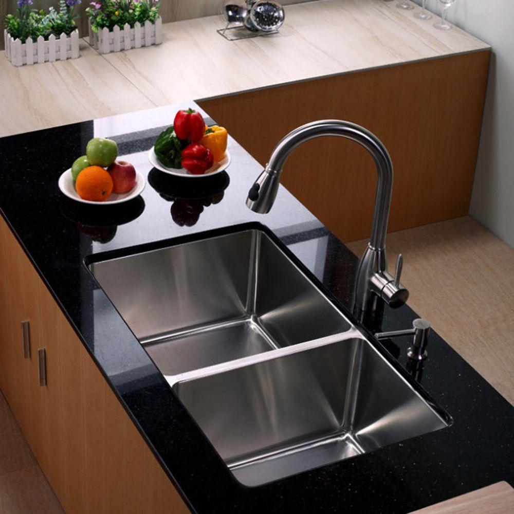 7 Essential Tips For A Perfect Kitchen Durable Kitchen Sink Modern Kitchen Sinks Contemporary Kitchen Sinks