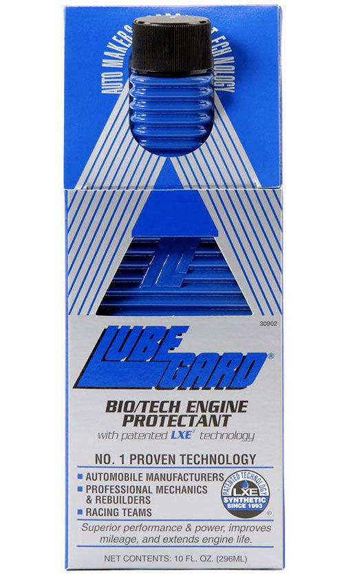 Lubegard Bio Tech Engine Oil Protectant Engineering Automobile Technology Oil Additives