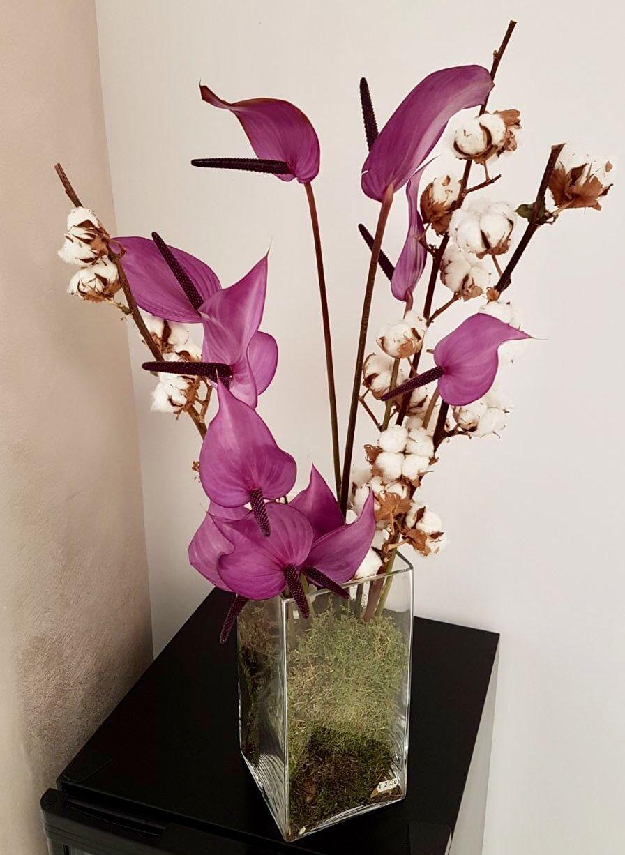 Arreglo Floral Realizado Para Evento De Inauguración
