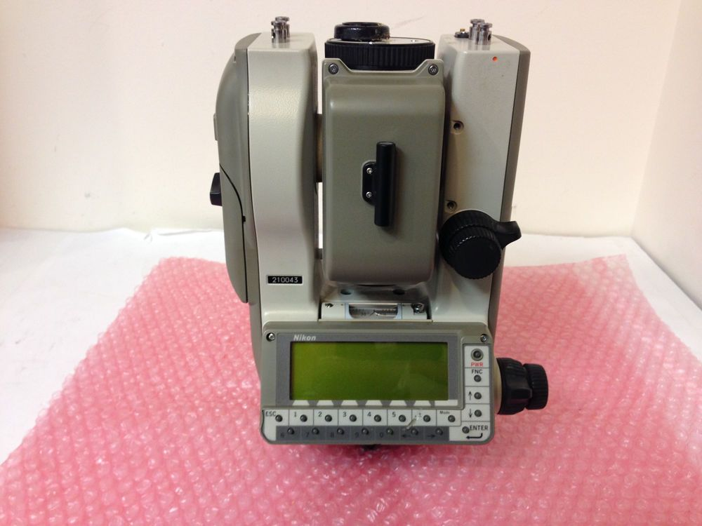 Details about BC-65 BATTERY + CHARGER FOR NIKON TOTAL STATION