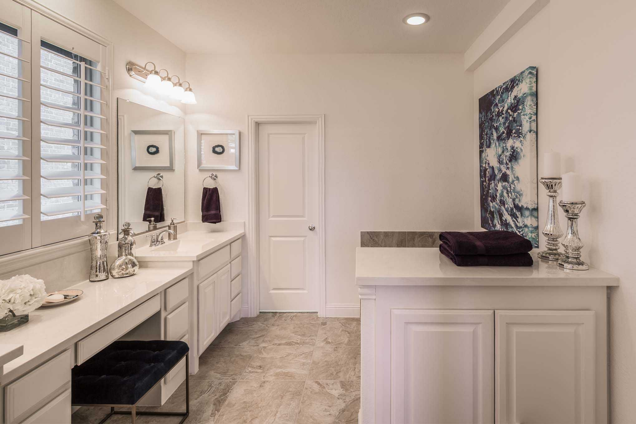 Highland Homes plan 206 Model Home in Dallas / Fort Worth