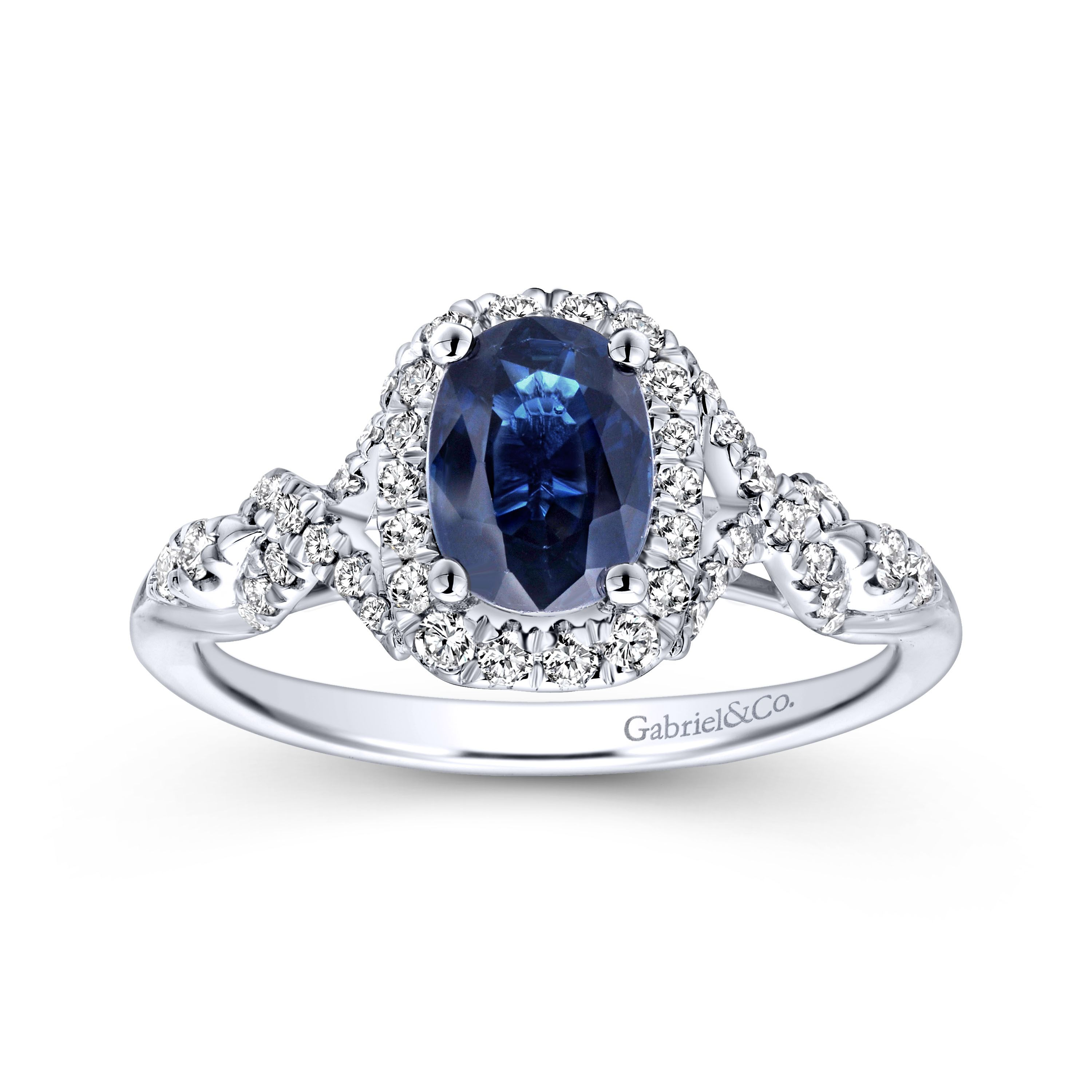 infinity micheleco jewelry diamond engagement silver sapphire rings ring fine product